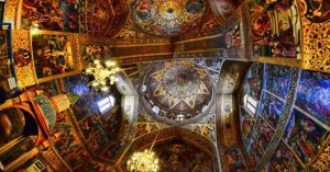 Vank Cathedral - visitofiran.com